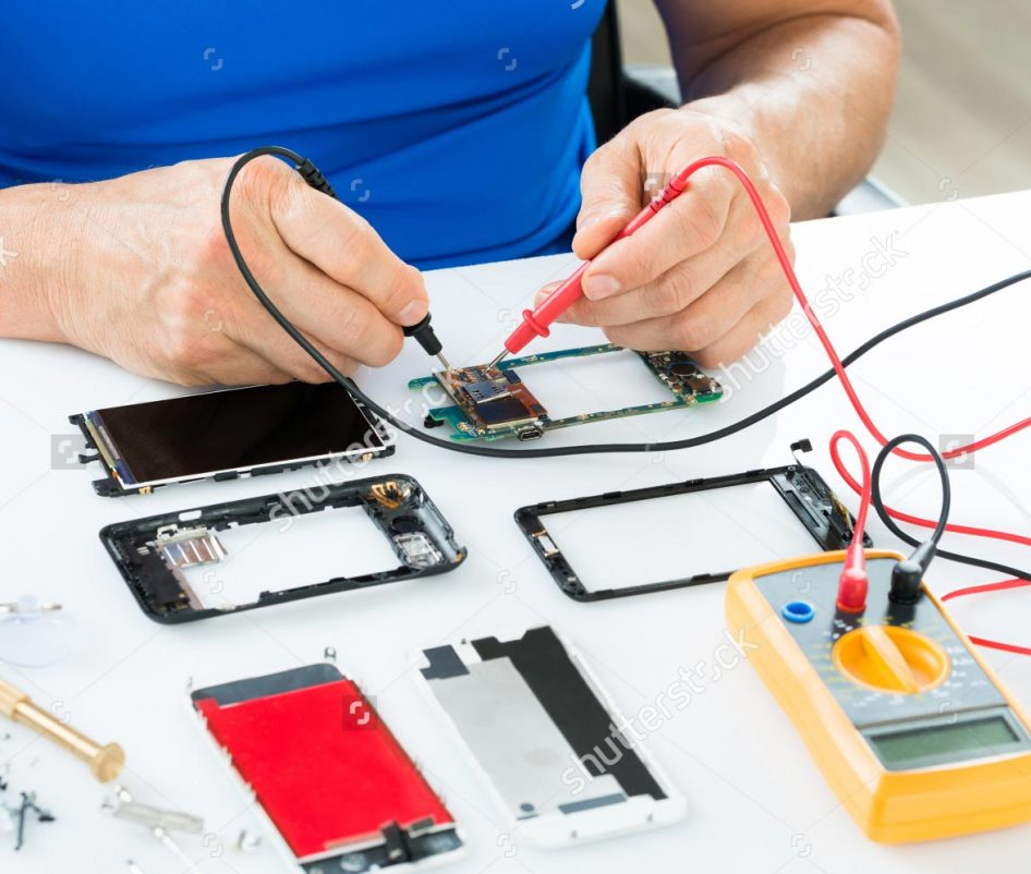Laptops, Apple Macs and Mobile Device Component Level Repairs